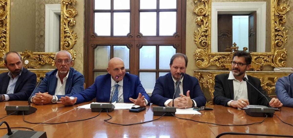 Dott. Ciro Armigero e Presidente GTS Nicola Muciaccia