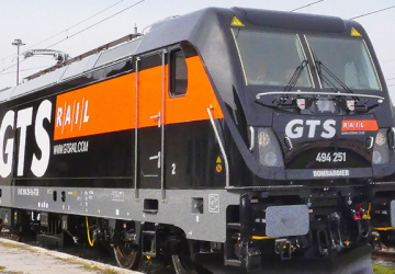 494 GTS Rail